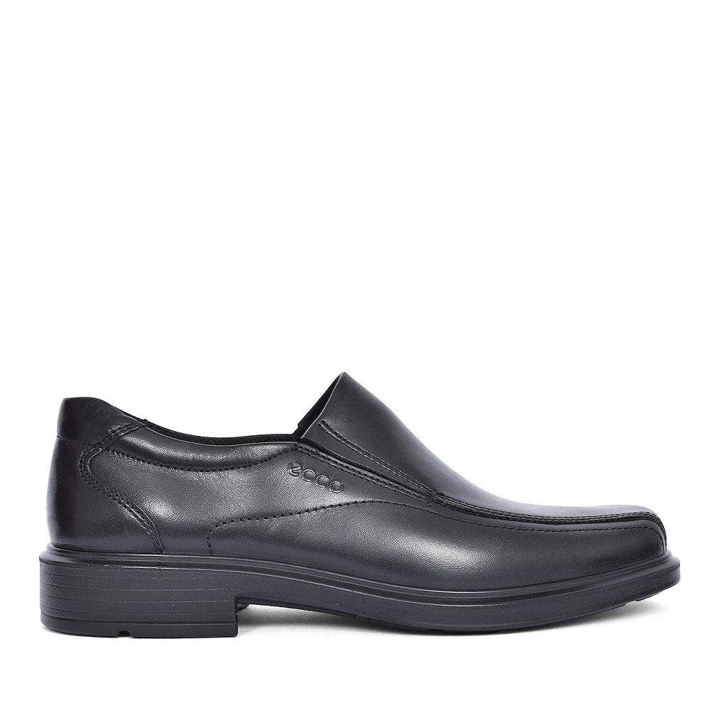 50134 HELSINKI SLIP ON SHOE FOR MEN in BLACK