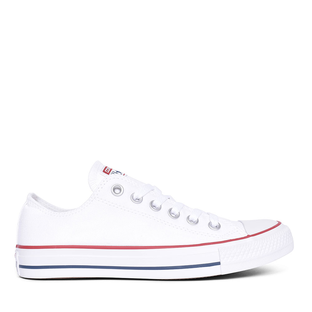 CHUCK TAYLOR ALL STAR - OX in WHITE FOR ADULTS