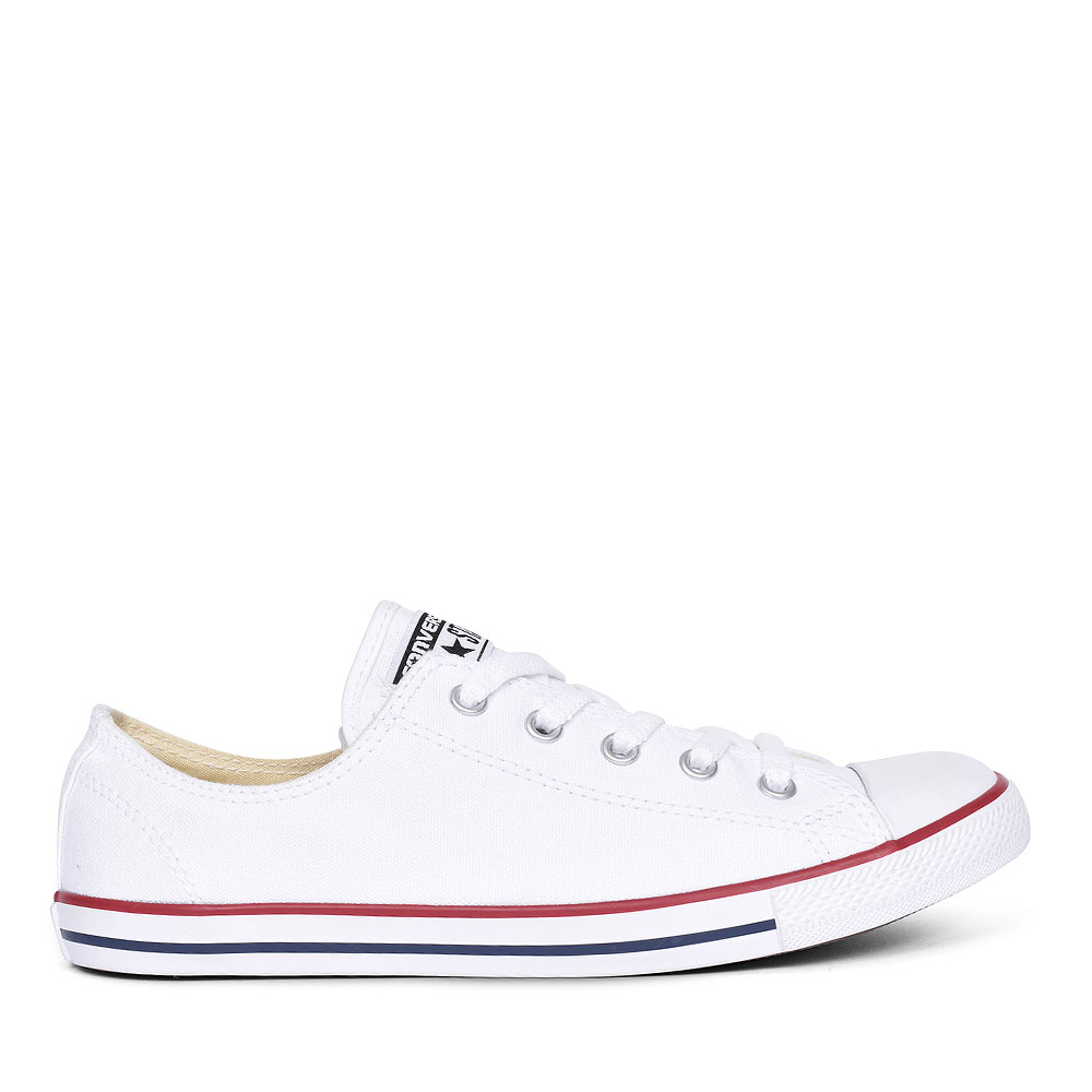 CHUCK TAYLOR ALL STAR DAINTY - OX in WHITE FOR ADULTS
