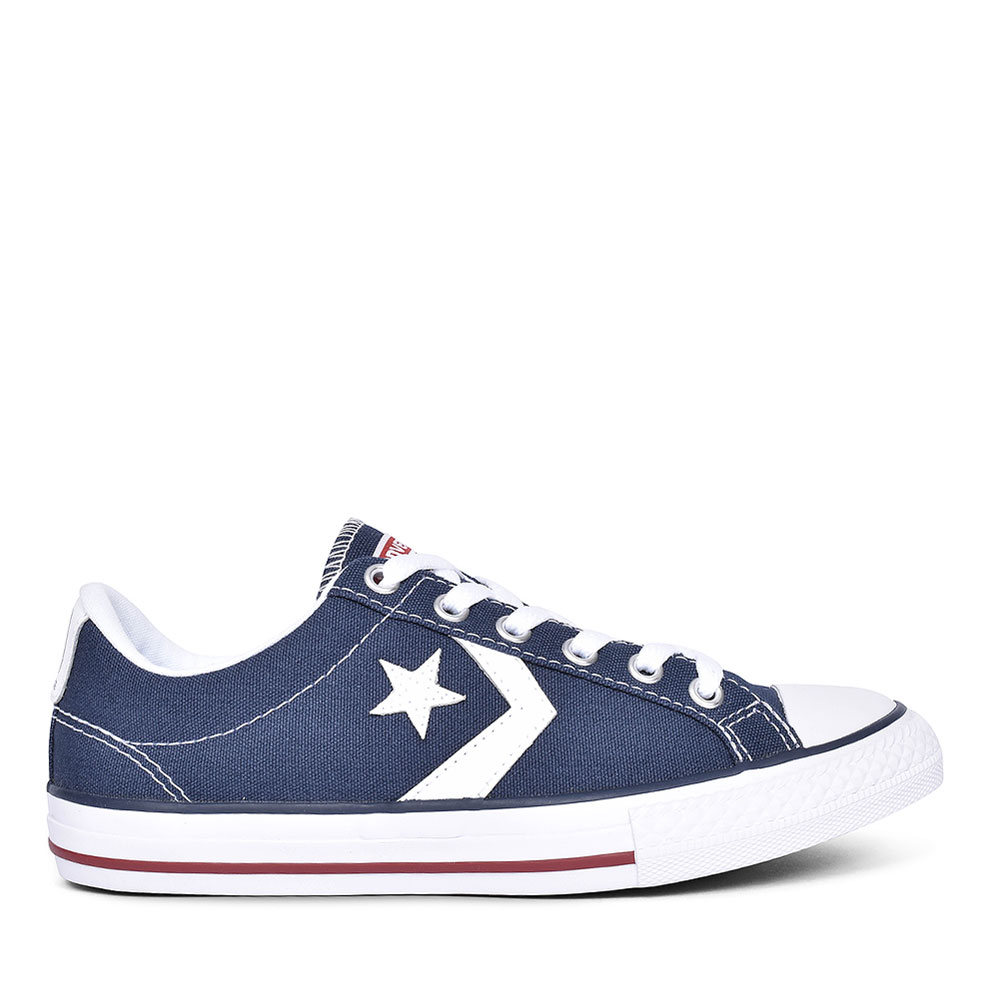 CHUCK TAYLOR ALL STAR - OX in NAVY FOR JUNIORS