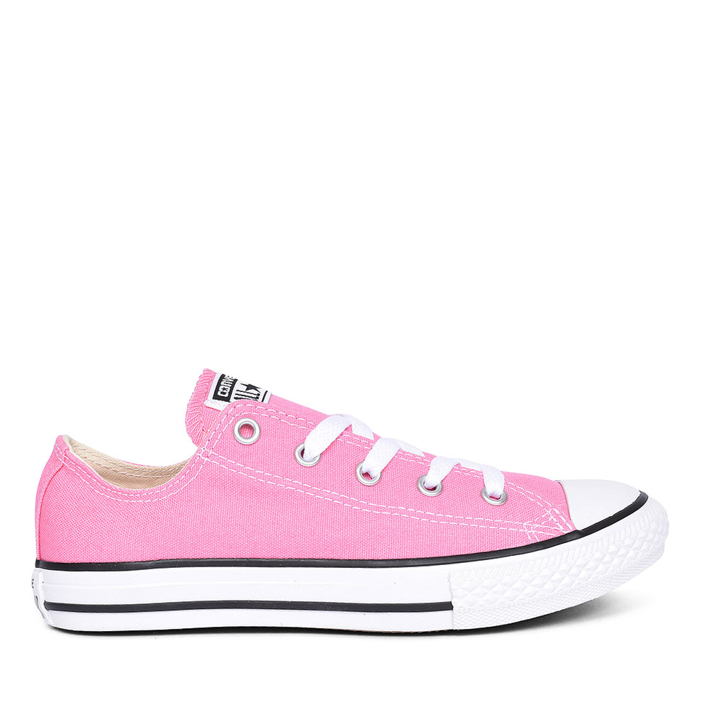 CHUCK TAYLOR ALL STAR - OX in PINK FOR JUNIORS