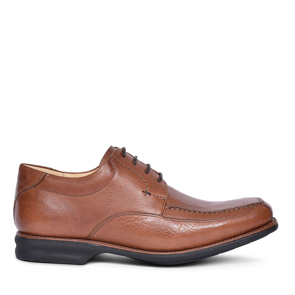 740373 GIOAS MENS LACE UP SHOE in TAN