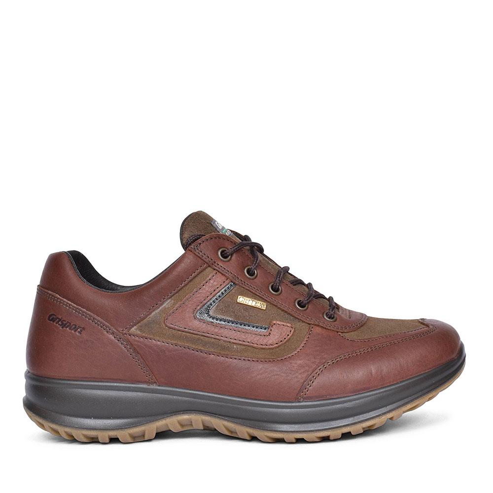 BMG058 Thurso walking shoe for men in BROWN