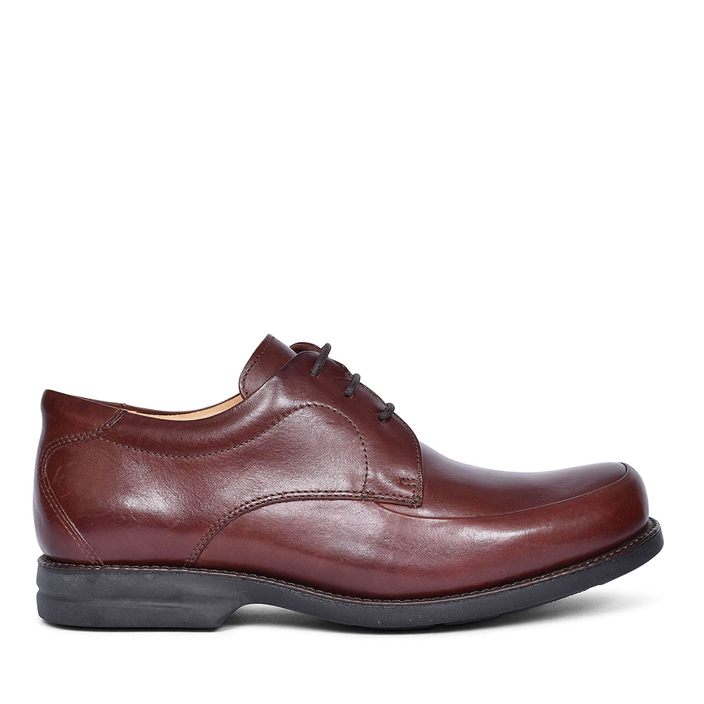 454527 New Recife laced Shoe  for Men in BURGANDY
