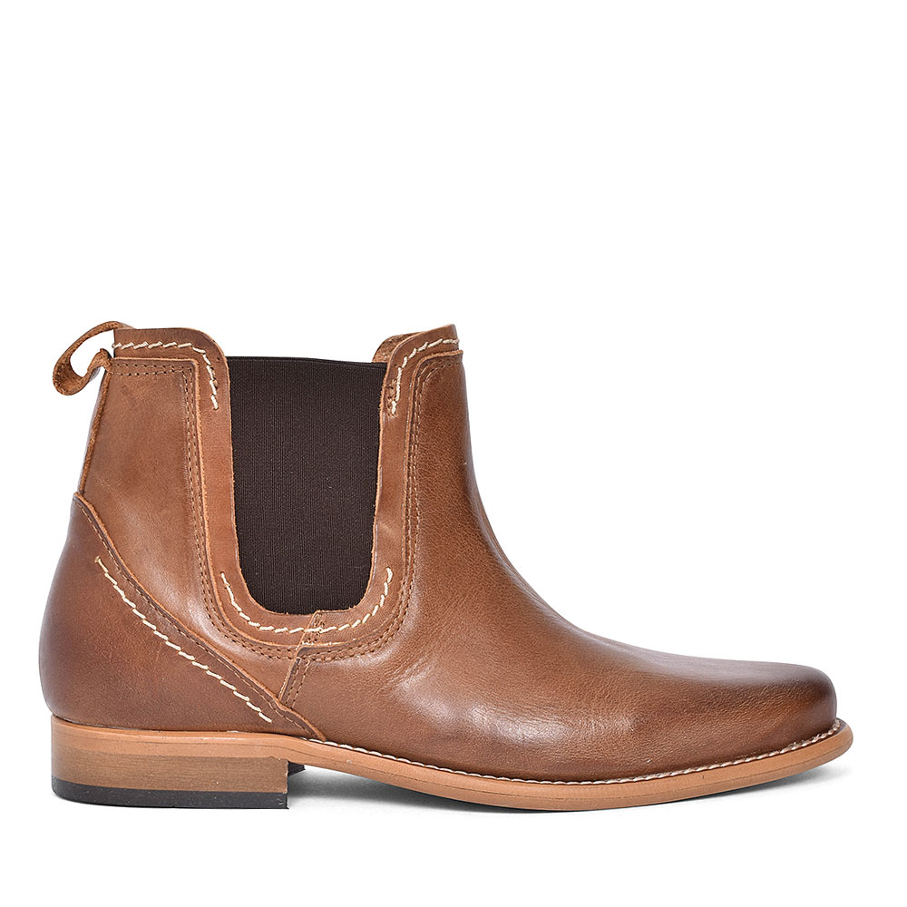 AUSTIN CHELSEA BOOT FOR BOYS in TAN