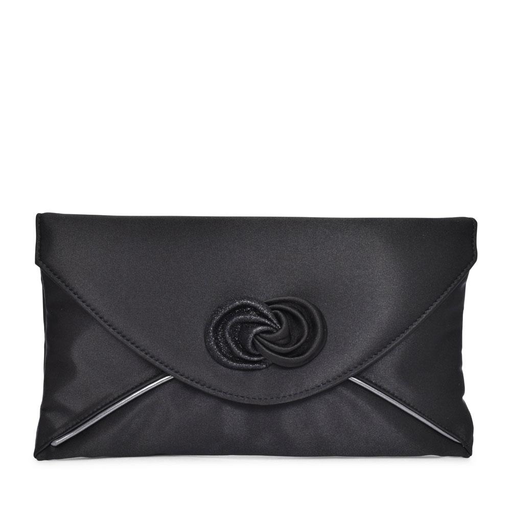 LADIES RIPLEY ZLR222 CLUTCH BAG in BLACK