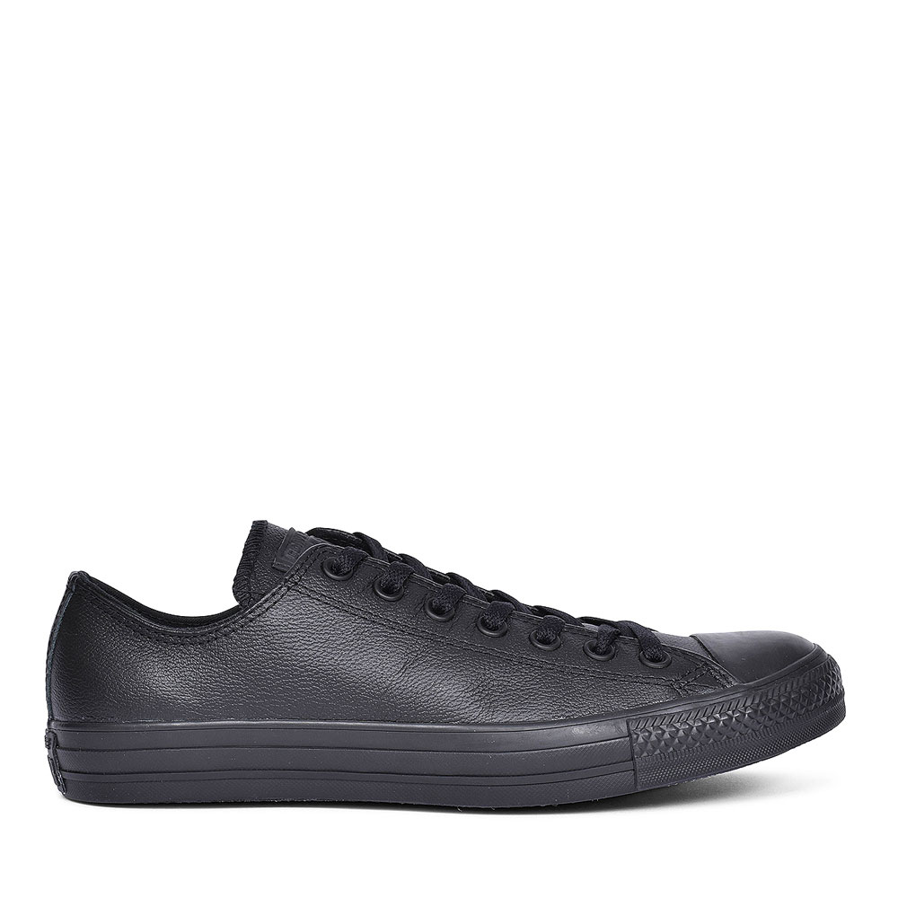 CHUCK TAYLOR ALL STAR - OX in BLK LEATHER FOR ADULTS