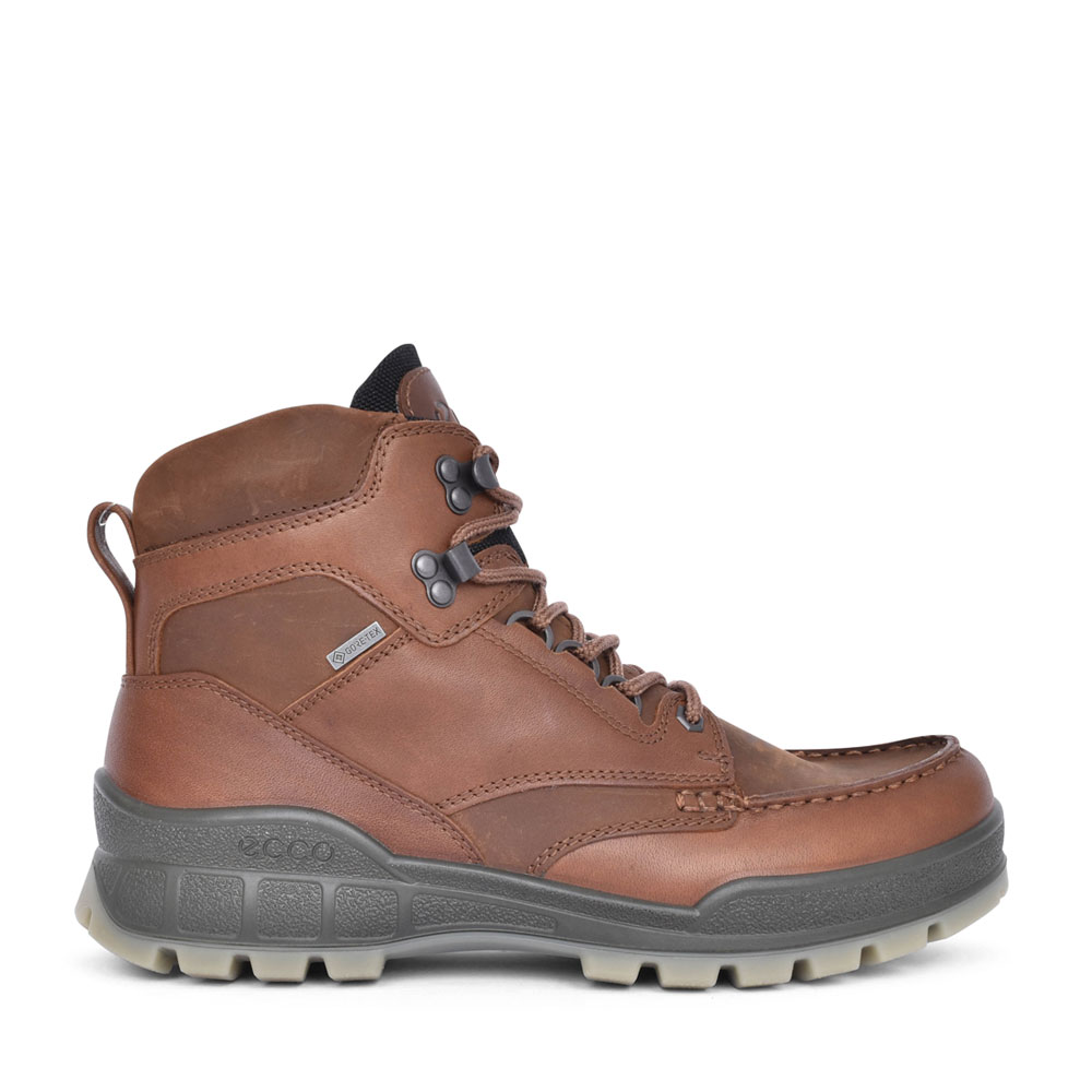 MEN'S 831704 TRACK 25 LACE UP GORTEX BOOT IN BROWN in BROWN
