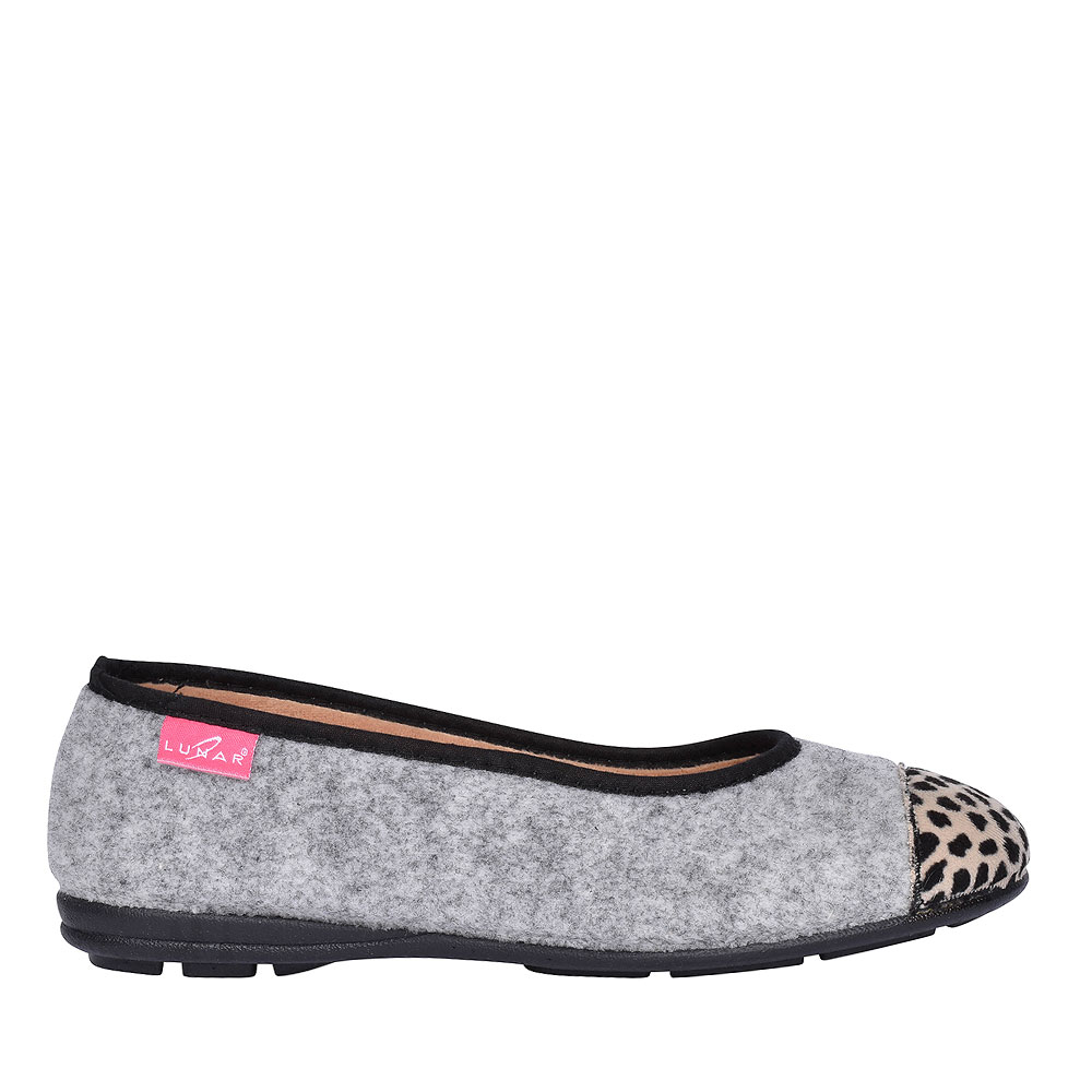 DENISE 11 SLIPPERS FOR LADIES in GREY