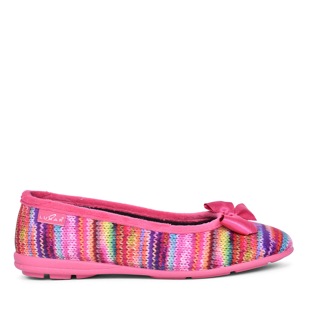 TWIZZLE SLIPPERS FOR LADIES in PINK