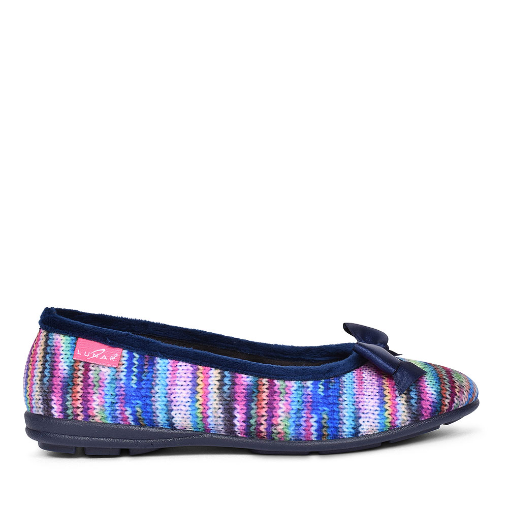 TWIZZLE SLIPPERS FOR LADIES in BLUE