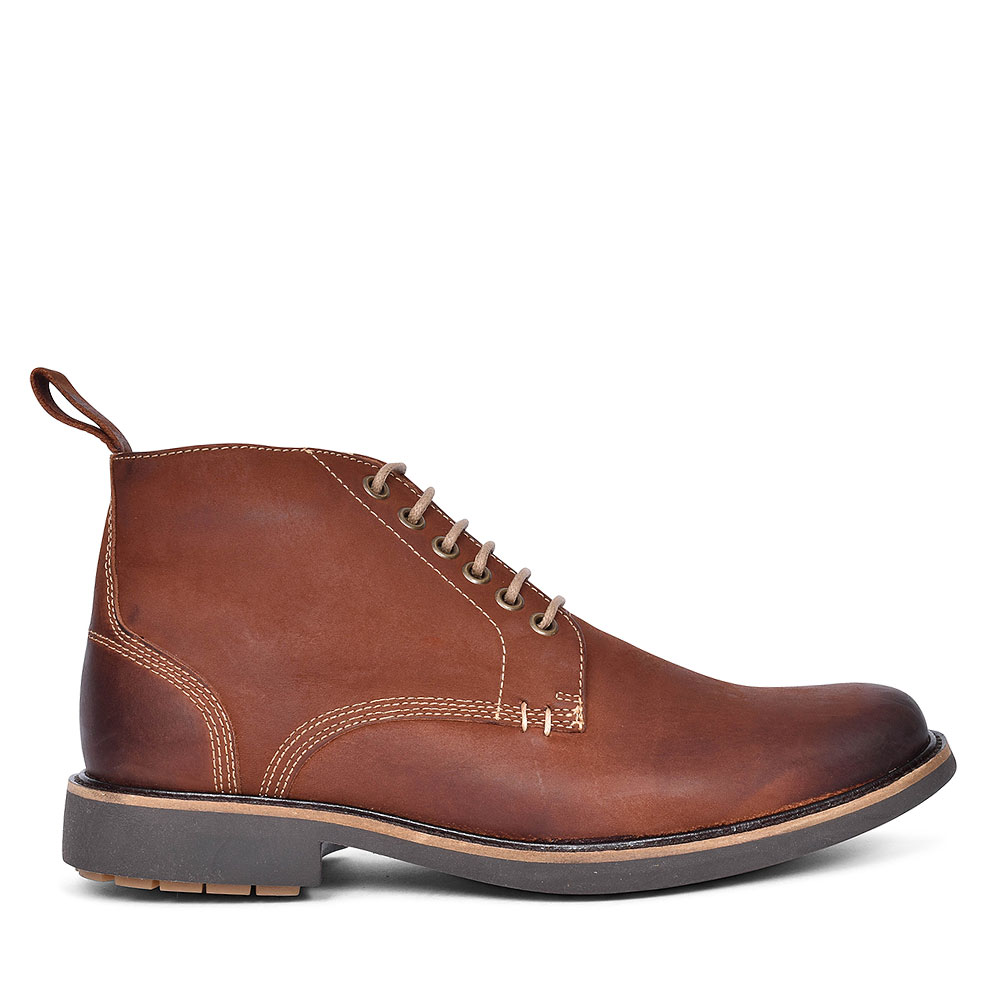 909056 PEDRAS II ANKLE BOOT in BROWN