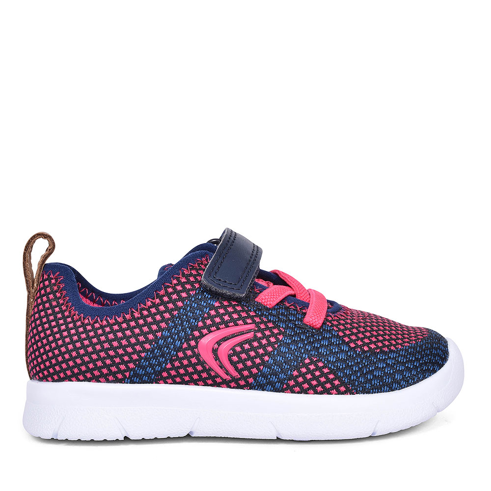 NAVY/RASPBERRY BOYS SHOES in KIDS COL G