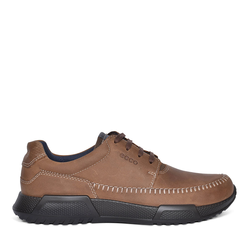 MENS LUCA CASUAL TRAINERS in CAMEL
