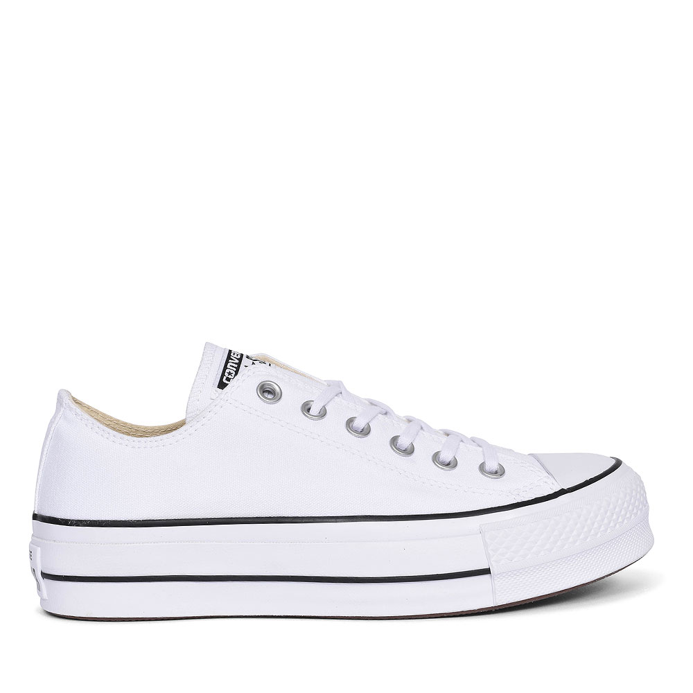 ALL STAR LIFT TRAINERS in WHITE FOR ADULTS