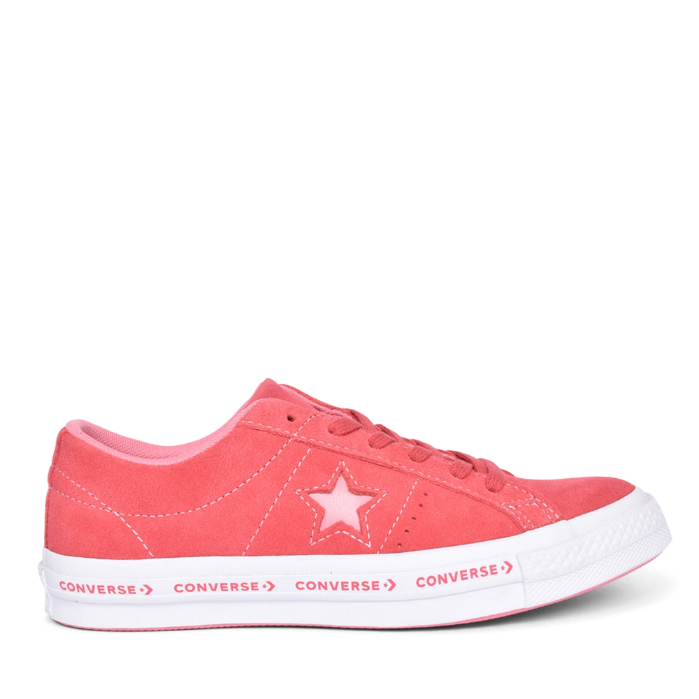 ONE STAR OX SHOES in PINK FOR ADULTS