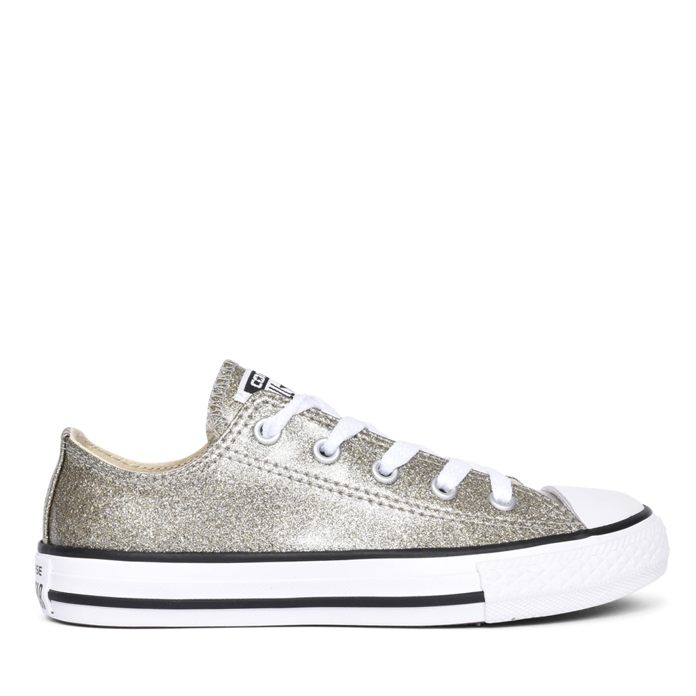 ALL STAR OX SHOES in GOLD FOR JUNIORS