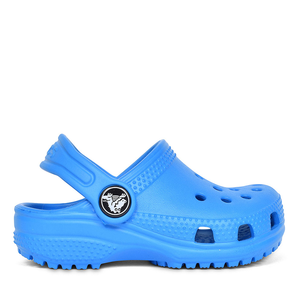 JUNIOR CLASSIC CLOG SANDALS in BLUE