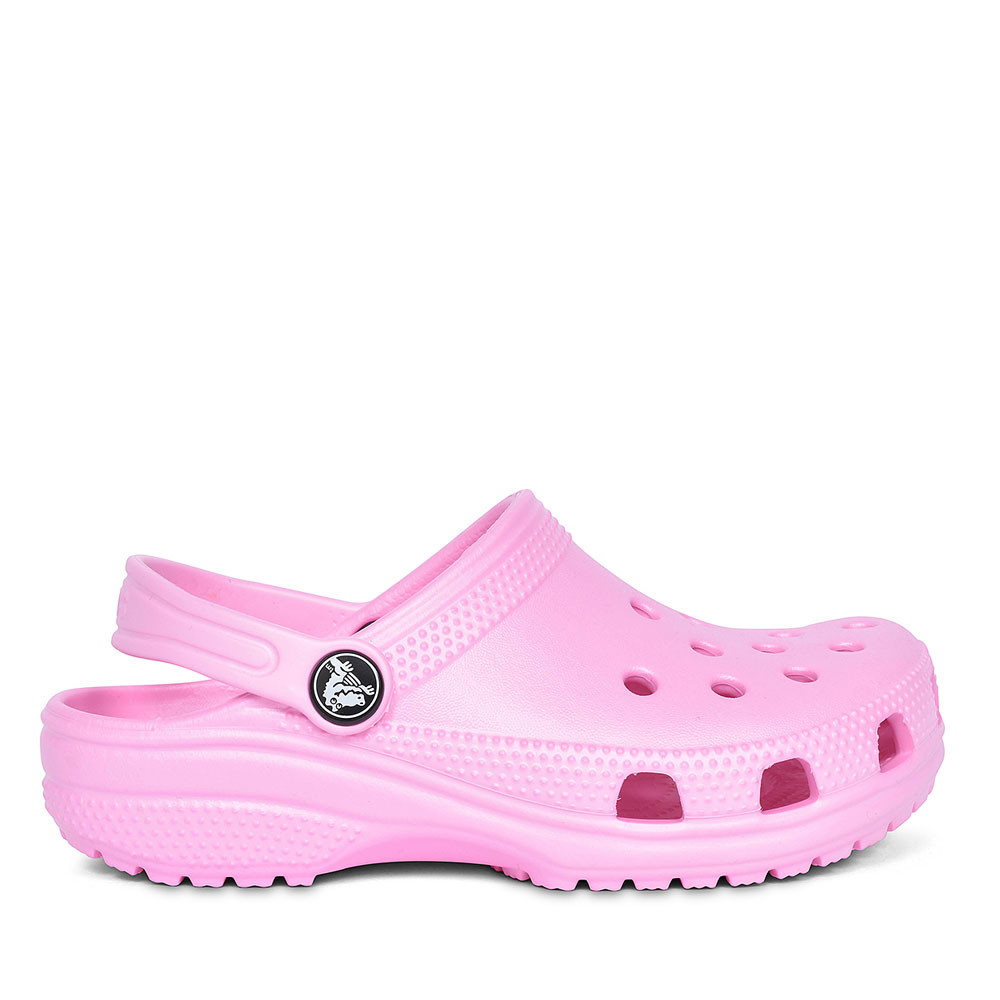 JUNIOR CLASSIC CLOG SANDALS in PINK