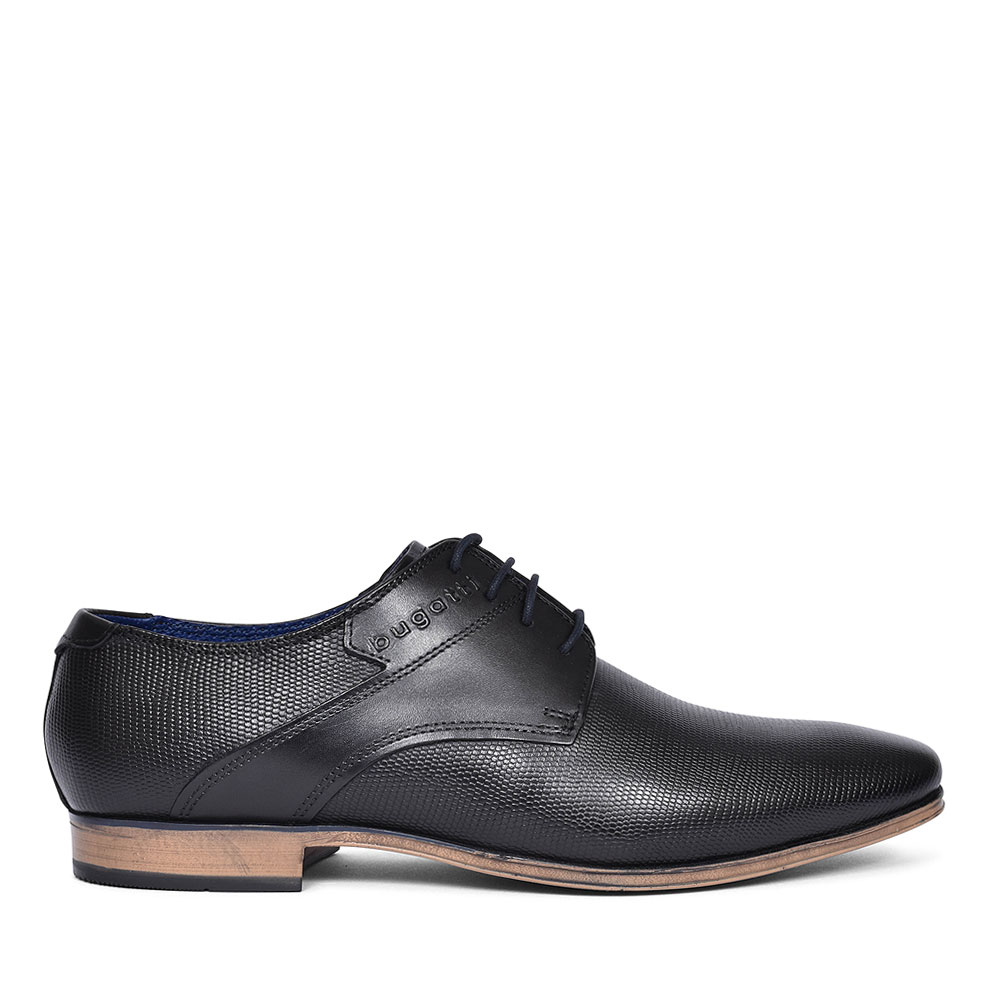 FORMAL LACE UP SHOES FOR MEN in BLACK