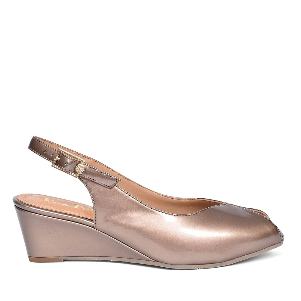ASTORIA SLINGBACK SHOES FOR LADIES in NATURAL