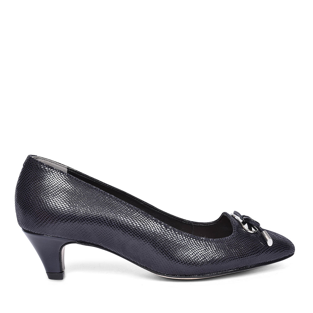 PYE WOMENS COURT SHOES in NAVY