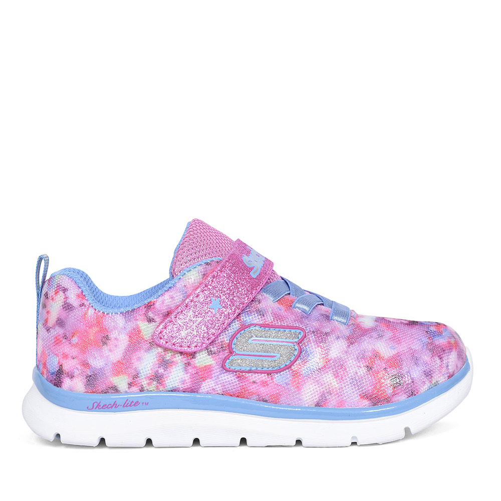 SKECH-LITE GIRLS TRAINERS  in PINK