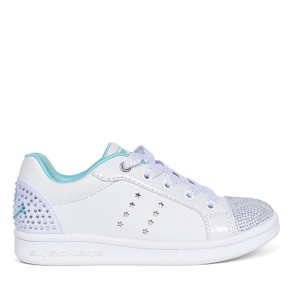 OMNE GIRLS CASUAL SHOES  in WHITE