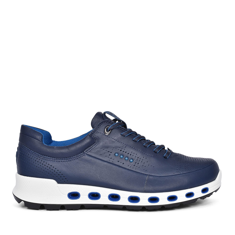 MENS COOL 2.0 LACE UP TRAINERS in NAVY