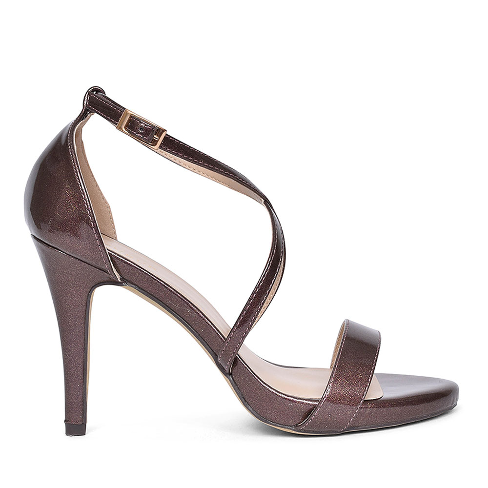 COURT SANDALS FOR LADIES in NUDE