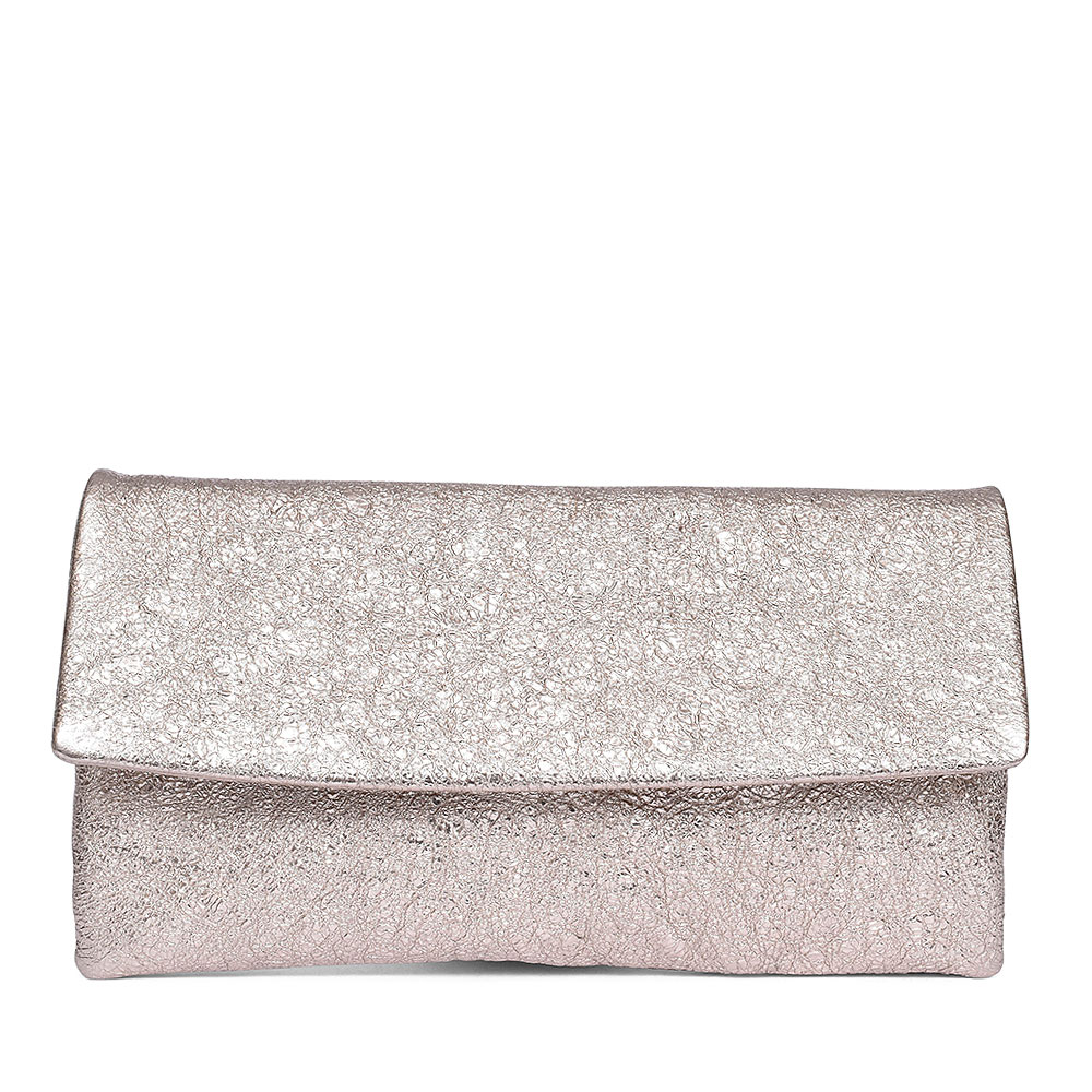 LADIES MOPOLLY CLUTCH BAG in GOLD