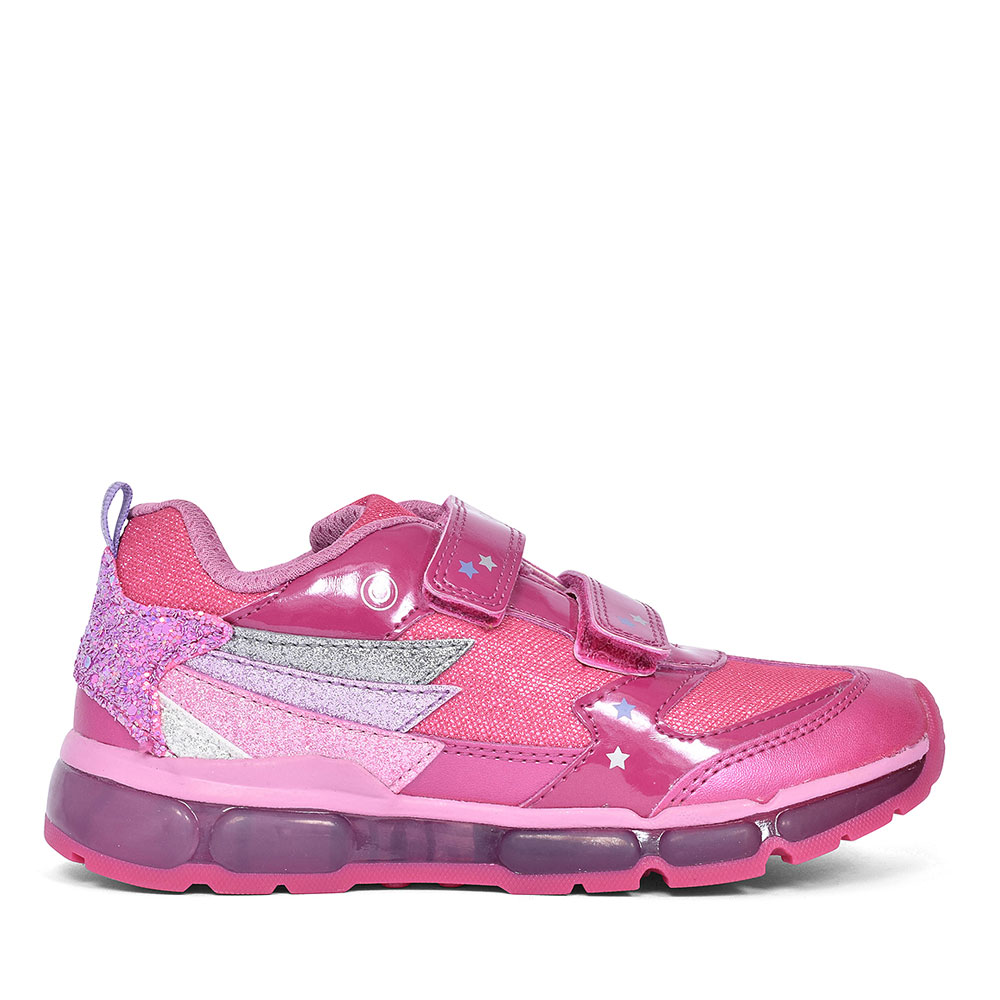 ANDROID TRAINERS FOR GIRLS in PINK