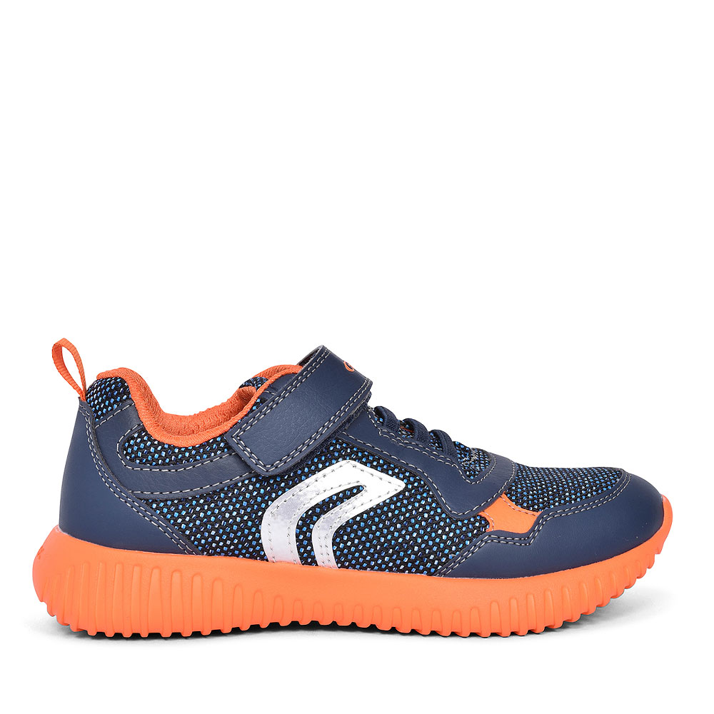WAVINESS TRAINERS FOR BOYS in NAVY