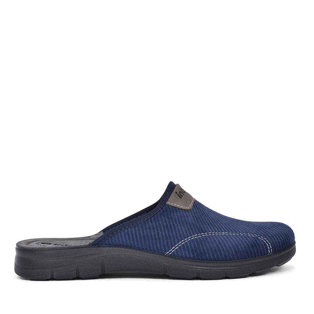 MULE SLIPPER FOR MEN in NAVY