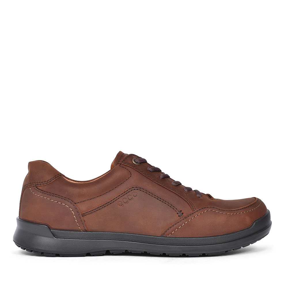 HOWELL LACED TRAINER FOR MEN in TAN