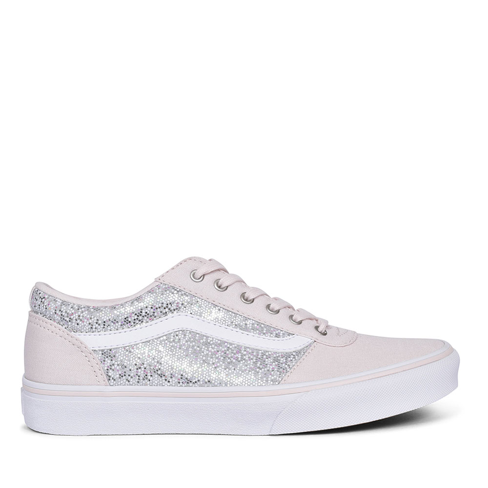 MY MADDIE GLITTER TRAINERS FOR GIRLS in MULTI-COLOUR