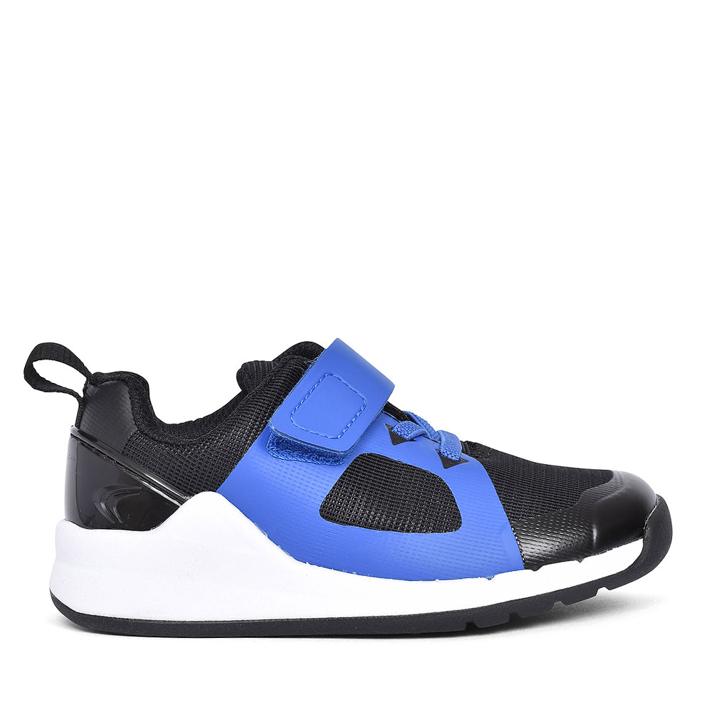 BLACK COMBI TRAINER FOR BOYS in KIDS G FIT
