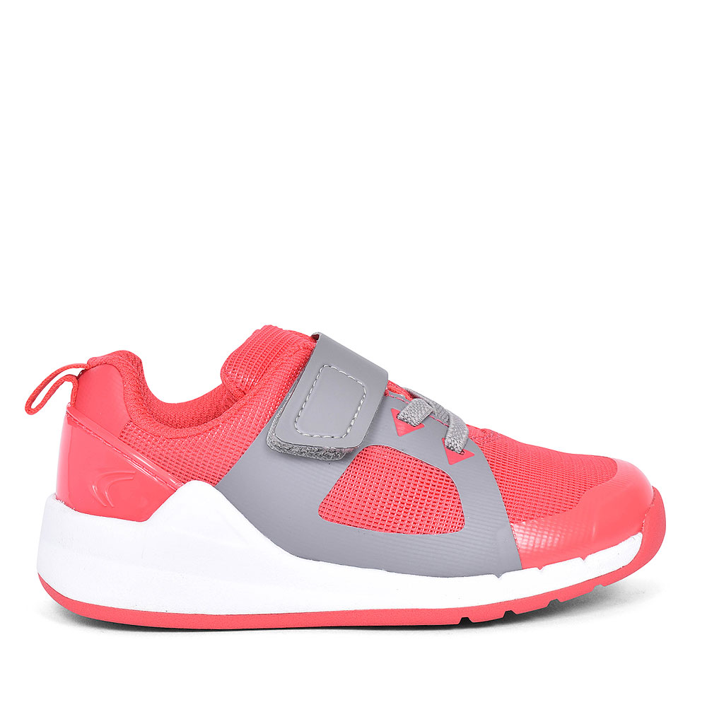 ORBIT RACE PINK COMBI TRAINER FOR GIRLS in KIDS F FIT