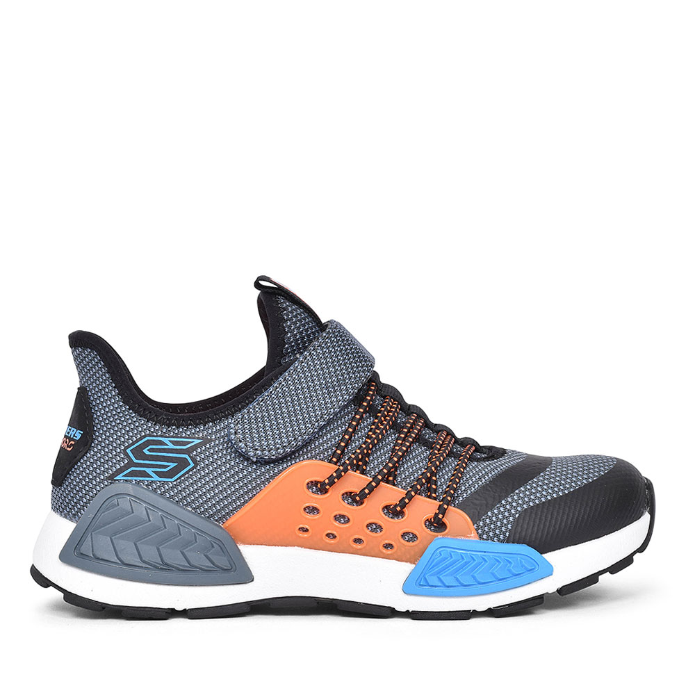 KINECTORS TRAINERS FOR BOYS in GREY