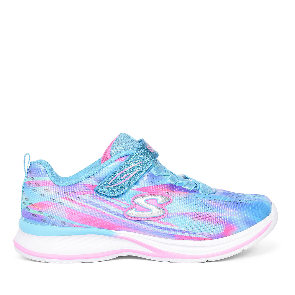 JUMPIN JAMS GIRLS TRAINERS in BLUE