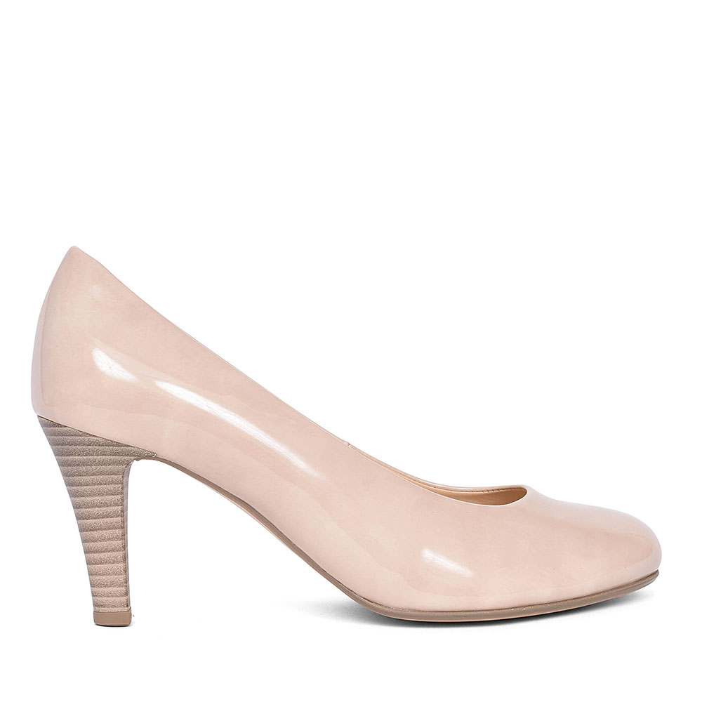 310 COURT SHOE FOR LADIES  in NUDE