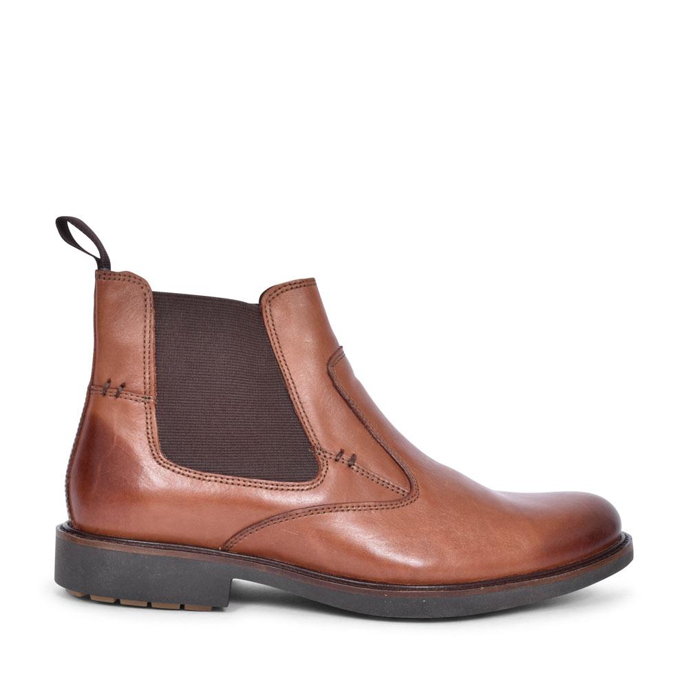 909072 GARIBALDI CHELSEA BOOT FOR MEN in BROWN