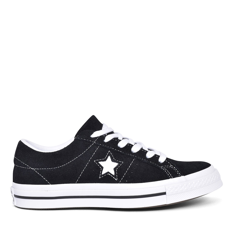 ONE STAR OX TRAINER in BLACK FOR ADULTS