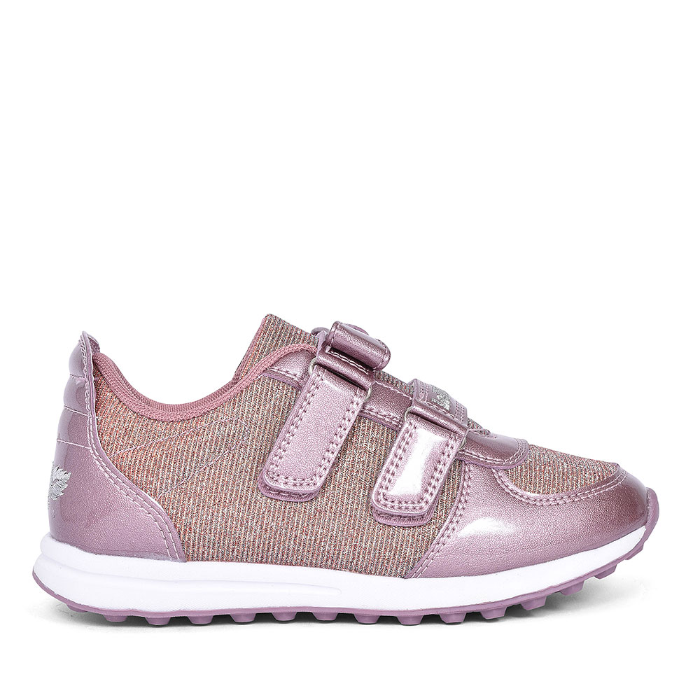 COLORISSIMA VELCRO TRAINER FOR GIRLS in PINK