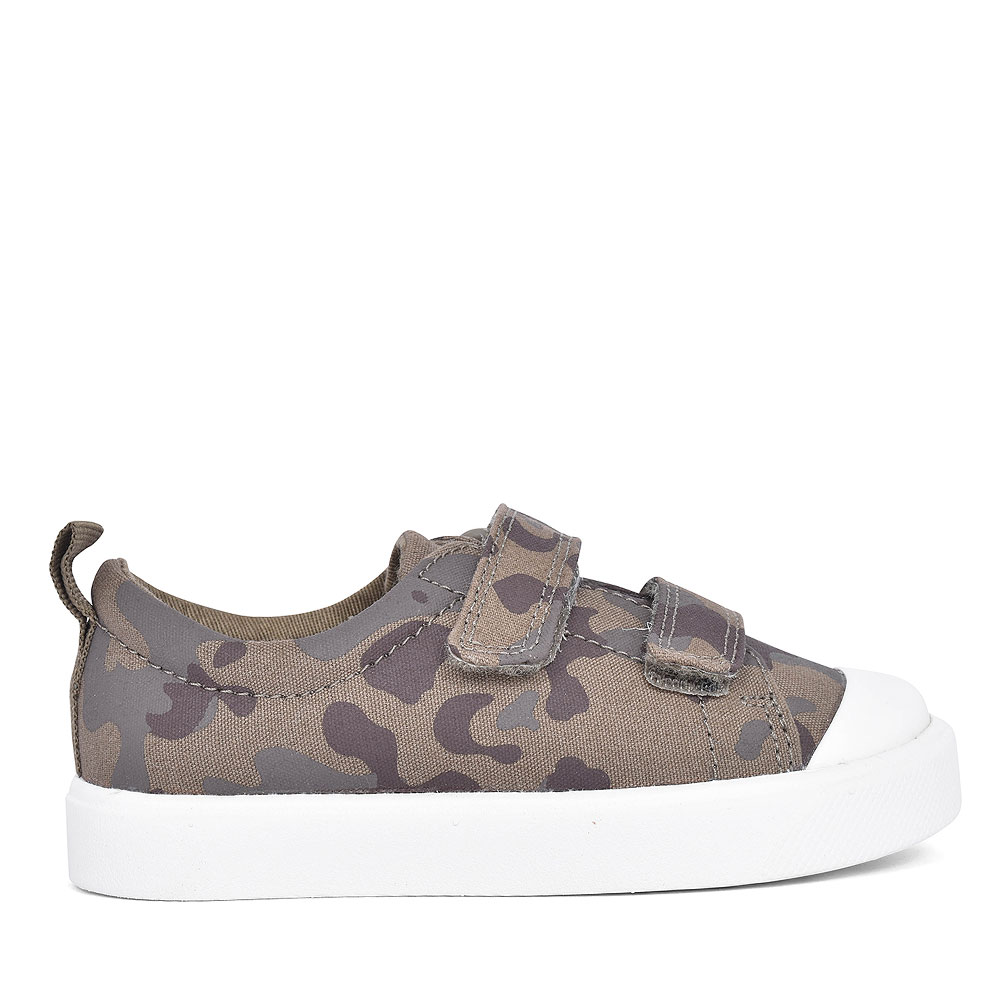 CITY FLARE T OLIVE CAMO TRAINER FOR BOYS in KIDS G FIT