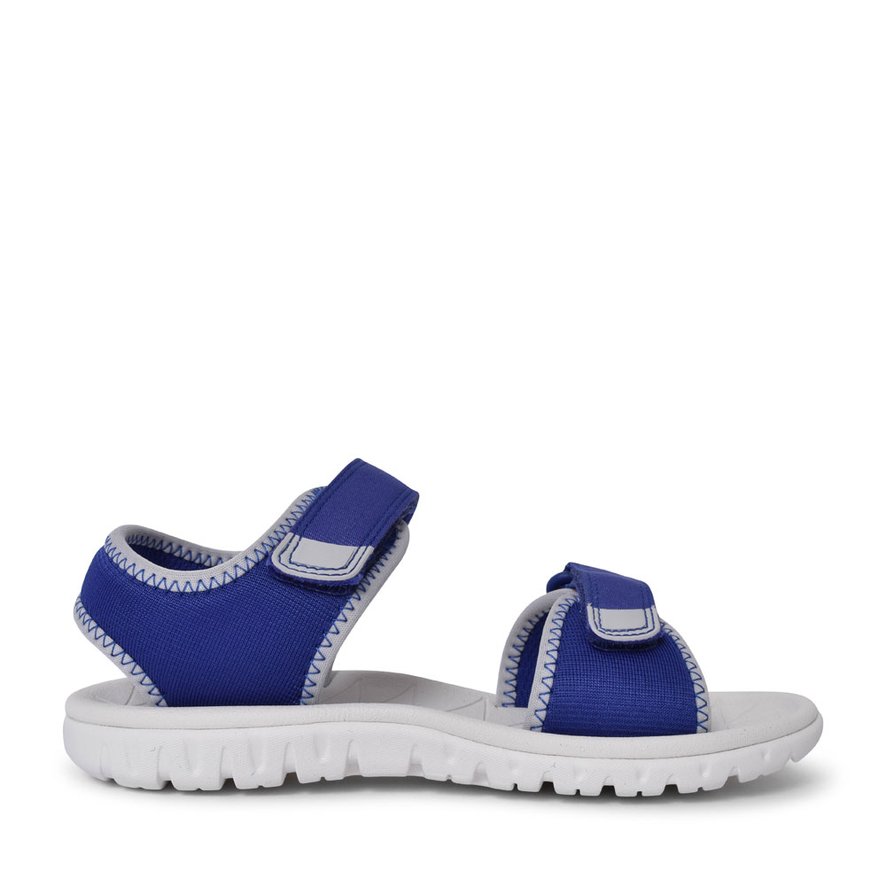 SURFING TIDE BLUE SYNTHETIC SANDAL FOR BOYS in KIDS G FIT