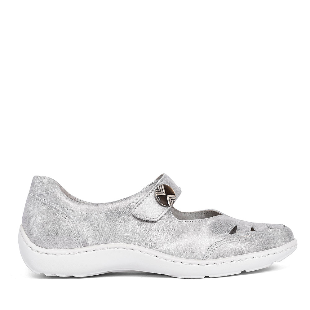 469309 HENNI MARY JANE SHOE FOR LADIES in GREY