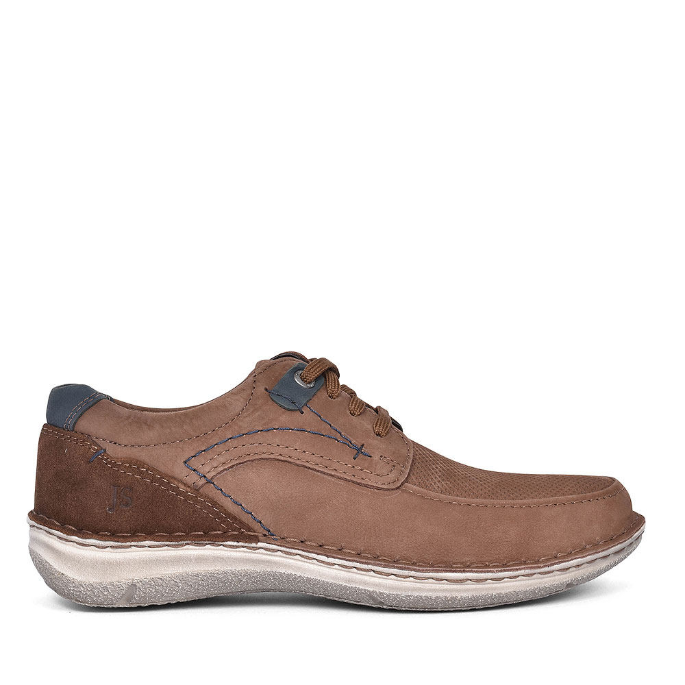 43629 ANVERS LACED SHOE FOR MEN in BROWN
