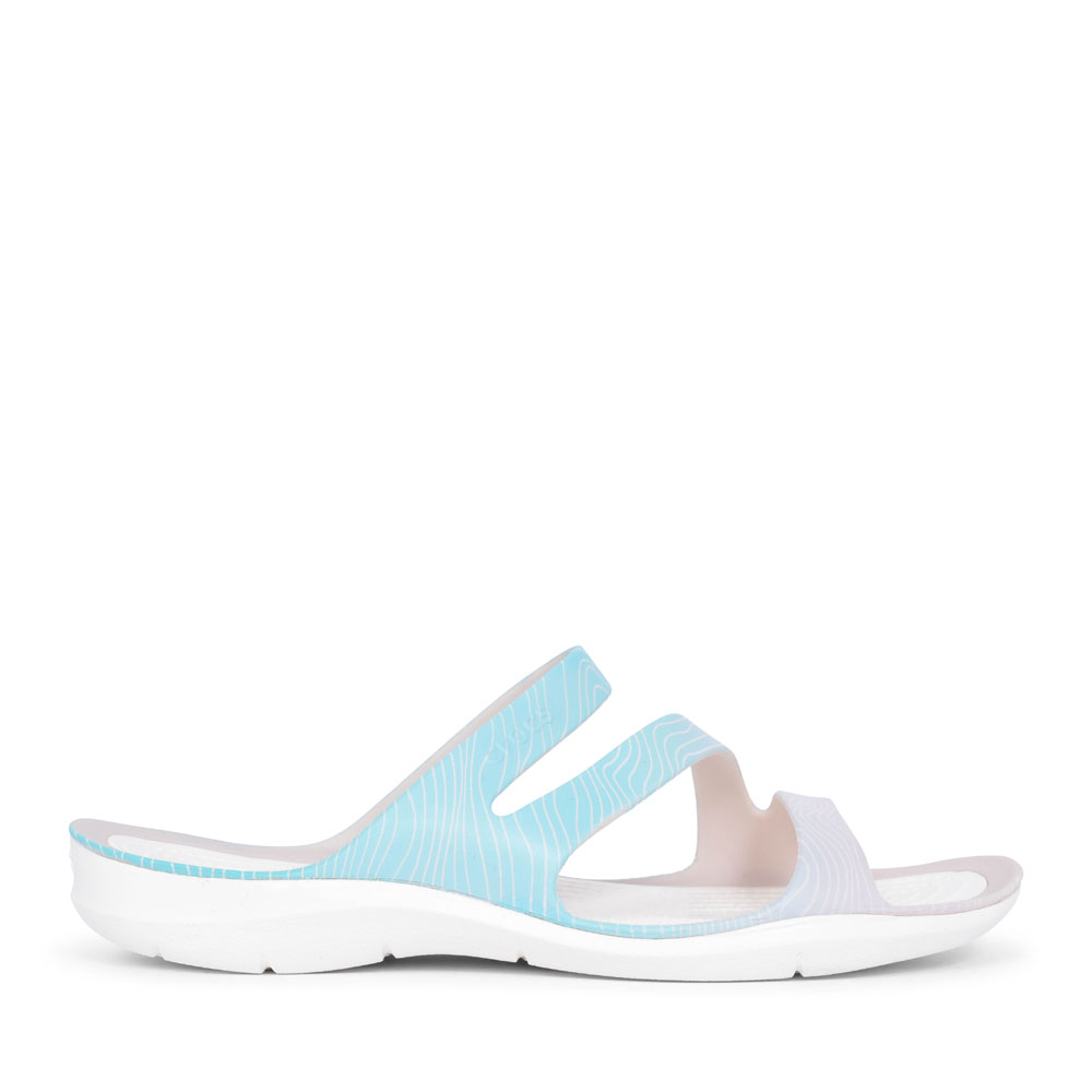 SWIFTWATER MULE SANDAL FOR LADIES in WHITE