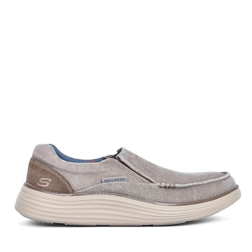 66014 STATUS 2.0 SLIP ON SHOE FOR MEN in STONE
